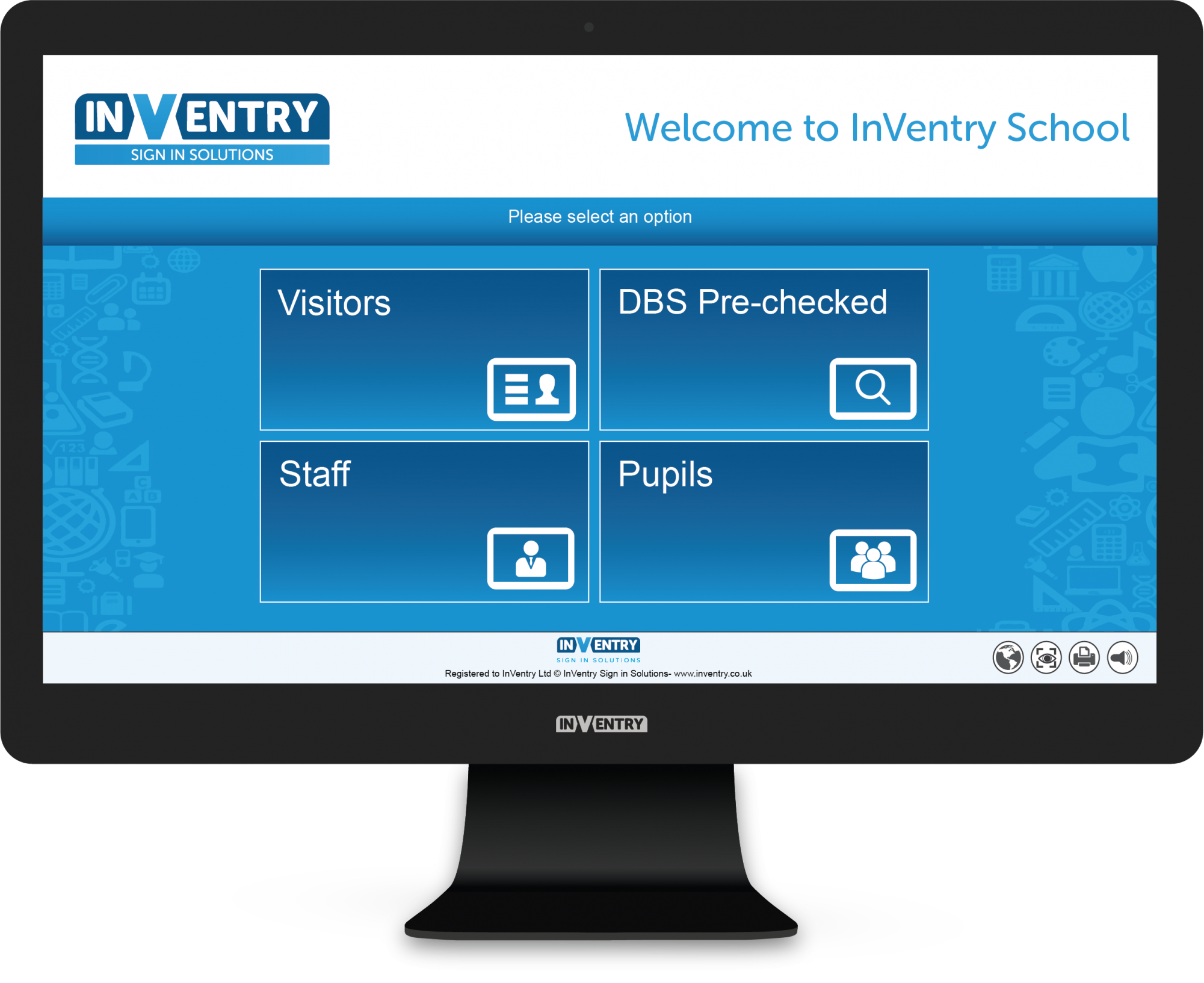 InVentry Sign In Solutions