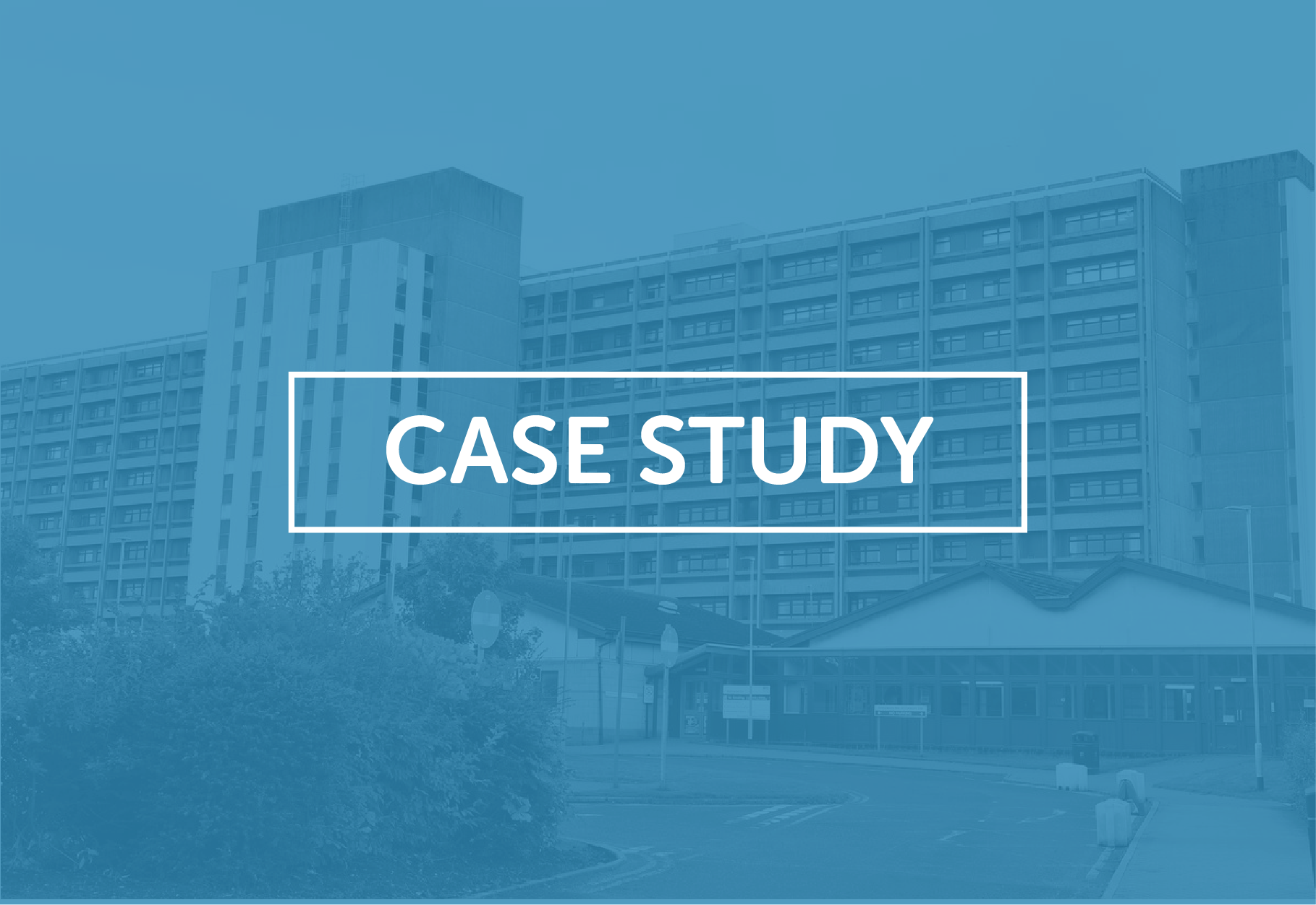 Gartnavel Hospital Case Study