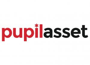 Pupil Asset logo