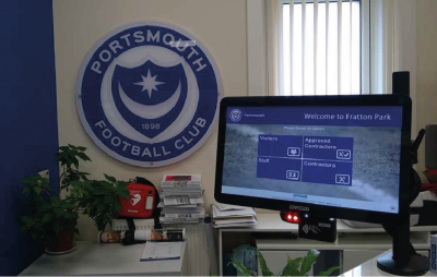 Image of Portsmouth FC Skin
