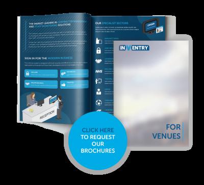 Image of InVentry's Venue Brochure