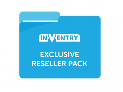 Animation of exclusive reseller pack