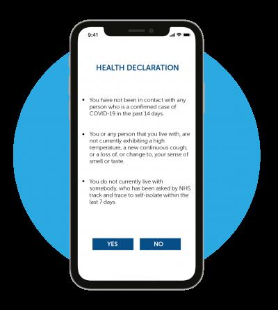 Health Declartion