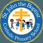 st john the baptist school logo