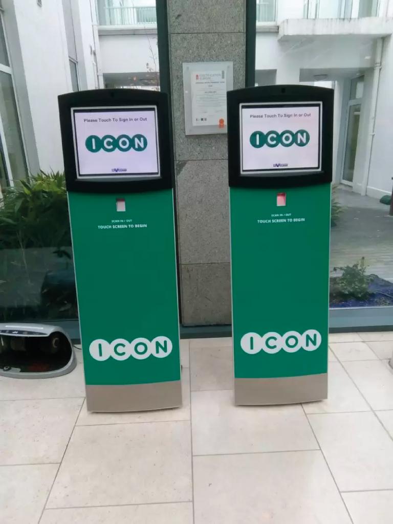 Kiosk Stand - ICON