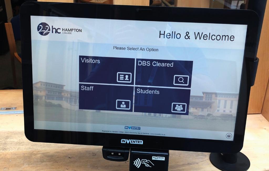 Black Screen Install - Hampton College